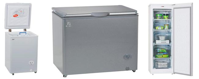 Garbarino freezers online