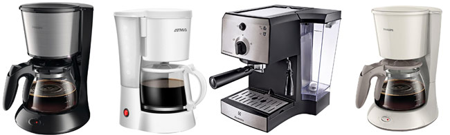 Cafeteras Garbarino online