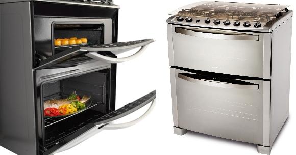 Los mejores precios de cocinas electrolux en los locales for Cocina whirlpool wfx56dg