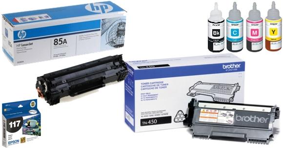 Insumos impresoras