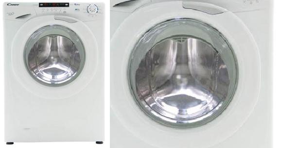 lavarropas de tambor horizontal