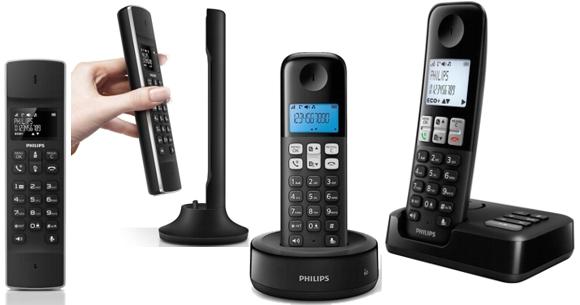 Teléfonos inalámbiricos Garbarino