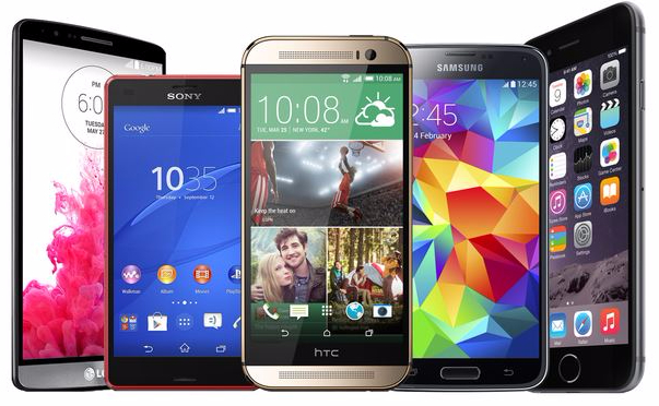 Garbarino smartphones liberados en Garbarino