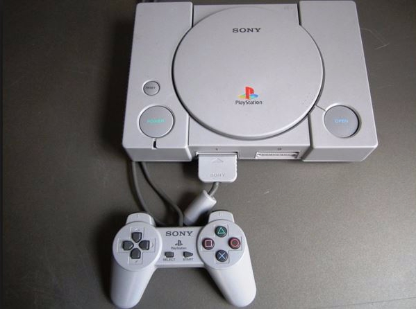 Play Station Garbarino