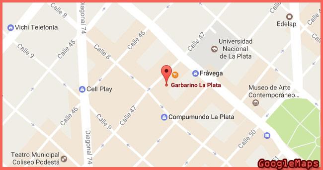 Garbarino La Plata