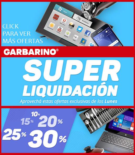Super Liquidacion Garbarino