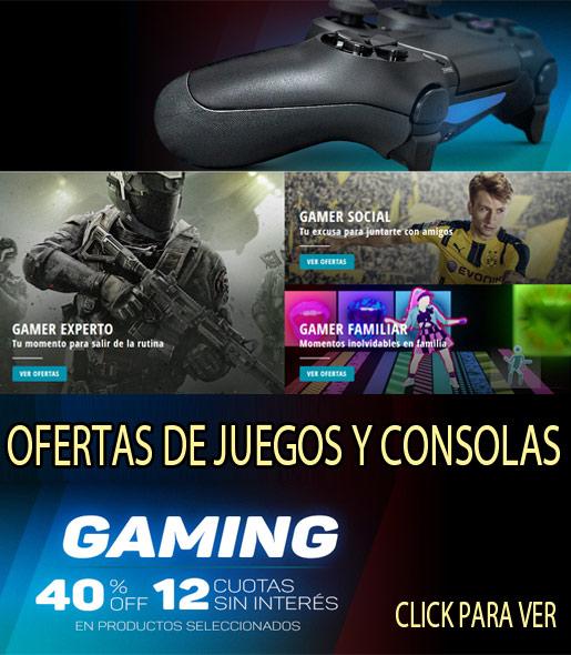 Gaming Garbarino