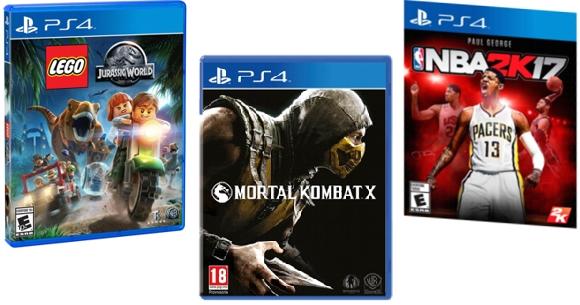 Juegos Videojuegos para PS4