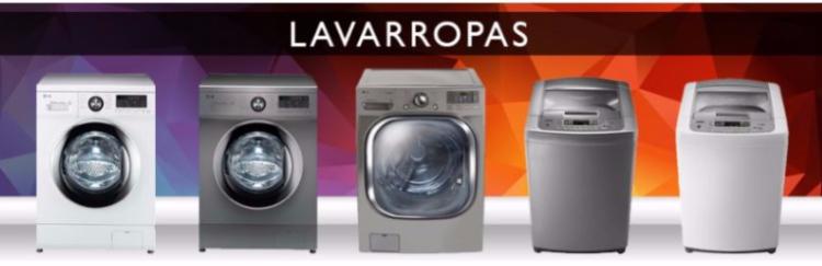 Precios lavarropas en Garbarino