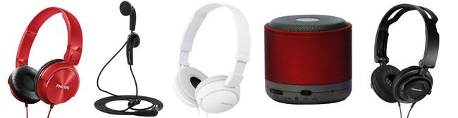 auriculares para celulares Garbarino