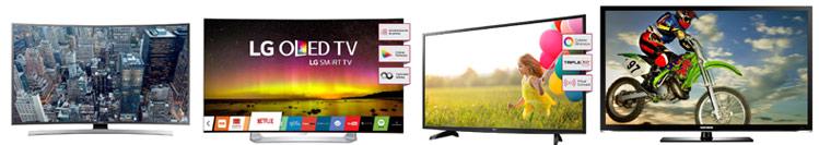 LG televisores Philips