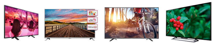 LED Garbarino smart TV