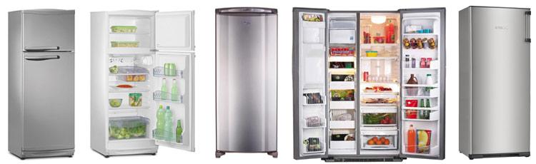 Garbarino heladeras con freezer no frozen