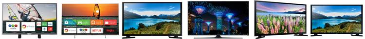 Televisores Garbarino ofertas
