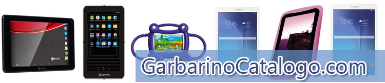 Comprar tablet Garbarino