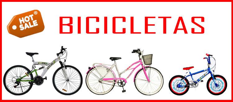 Comprar bicicletas Garbarino