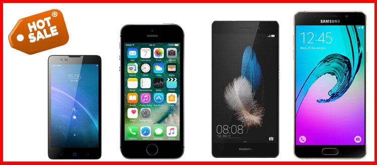 Celulares Garbarino hot sale smartphones