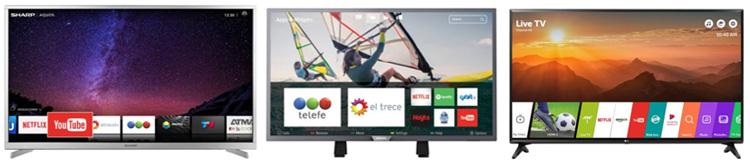 tv smart tv ofertas