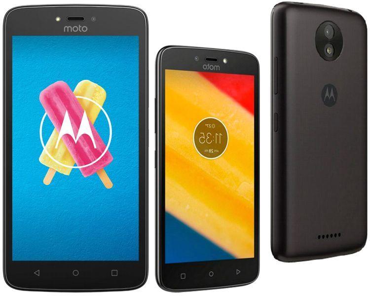 Celular libre Motorola 5 p en Garbarino