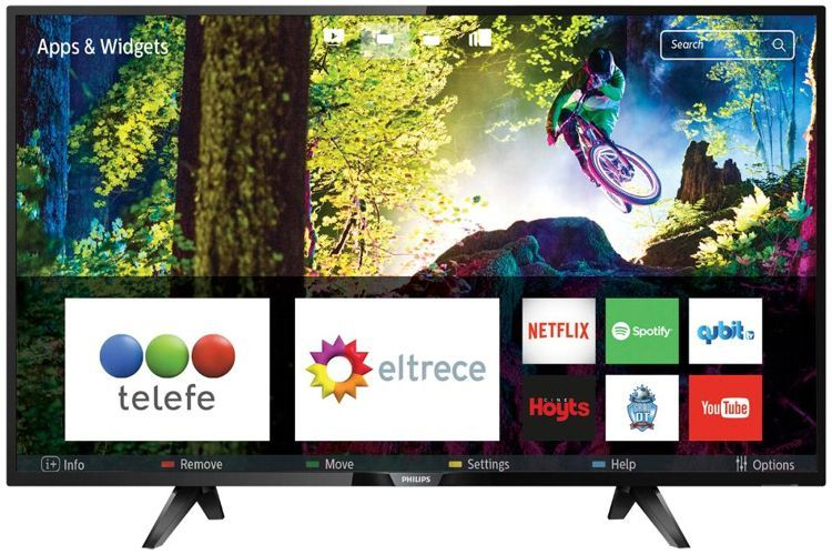 Smart TV Philips oferta Garbarino