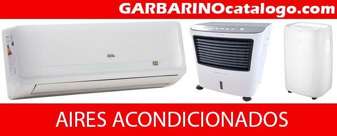 aires acondicionados en Garbarino octubre