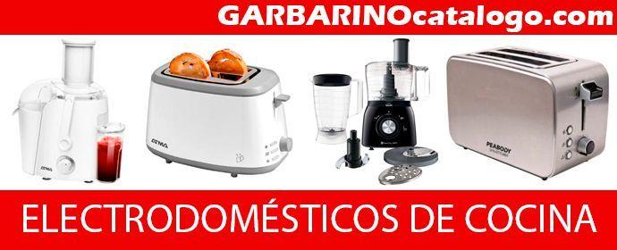 electrodomésticos baratos en Garbarino