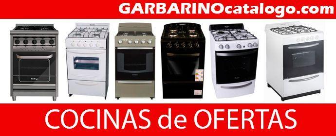ofertas de cocinas en Garbarino