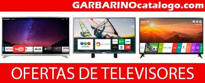 televisores en Garbarino